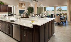 Robert-PHX-Kitchen/Dining | Robert floor plan | Richmond American Homes | ,  |