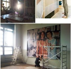 Speed art dating? Proč ne! : Jan Dyntera Speed Art, Dating, Desk, My Style, Furniture, Home Decor, Quotes, Desktop, Decoration Home