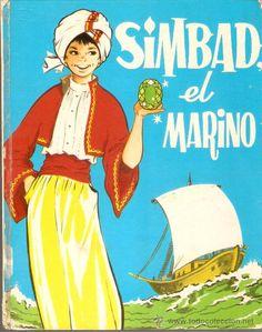 SIMBAD EL MARINO Y LA RATITA PRESUMIDA - MARIA PASCUAL - CUENTOS CLÁSICOS TORAY - 1974 - Foto 1
