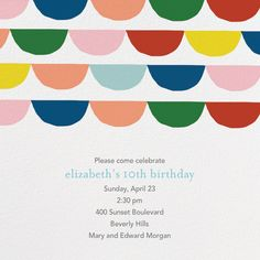 Browse free to premium kids' birthday invitations for your next bash. Upload your own photo, and use our digital tools to make tracking RSVPs child's play. Winter Shower, Online Paper, Online Invitations, Invites, Paperless Post, Birthday Invitations Kids, Tool Design, First Birthdays, Bunting
