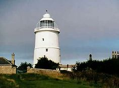 lighthouse on St Agnes, Isles of Scilly