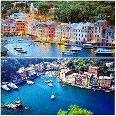 Italian Riviera Portofino Italy