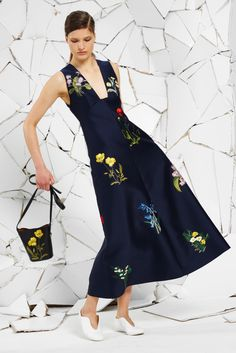 Stella McCartney Resort 2016 dress
