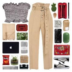 """nobody give a XXXX 'bout what i do"" by untake-n ❤ liked on Polyvore featuring Marissa Webb, Vans, Gucci, Native Union, &klevering, Sisley, Davidson's, Balenciaga, Edward Bess and beautyblender"
