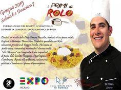 News di Spaghetti italiani - 6 e 7 Giugno - Rolo (RE) - I Primi di Rolo con lo chef Simone Pezzulla