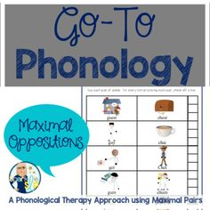 SLP Go-To Phonology Maximal Oppositions