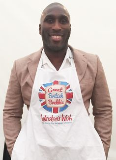 Sol Campbell supporting our Great British Brekkie campaign 2015