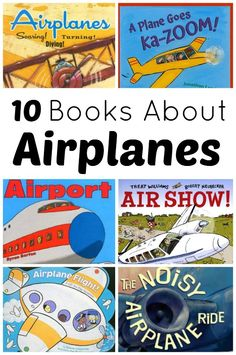 Books & Activities Books About Airplanes.great for airplane lovers and little ones getting ready for their first plane rideBooks About Airplanes.great for airplane lovers and little ones getting ready for their first plane ride Preschool Books, Preschool Activities, Preschool Kindergarten, Transportation Activities, Library Books, Kid Books, Children's Literature, Kids Reading, Teaching Kids