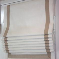 66 Ideas Bathroom Window Treatments With Blinds Diy Roman Shades Custom Drapes, Bathroom Window Coverings, Window Treatments, Fabric Window Shades, Window Decor, Curtains, Diy Blinds, Bathroom Window Treatments, Window Shades