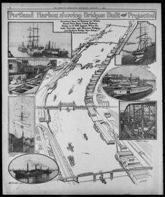 Portland Harbor, 1910