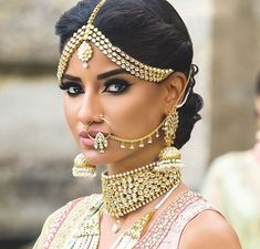 Wedding Guest Style Costume Indian Bridal Desi Makeup Fashion Advice Beauty Personalized Jewelry Looks