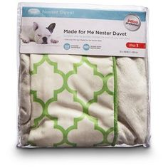 Petco Made for Me Lattice Green Nester Duvet Dog Bed Cover >>> Read more reviews of the product by visiting the link on the image.