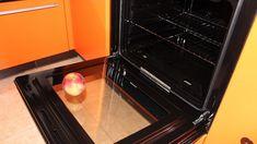 Как быстро и просто очистить духовку от нагара
