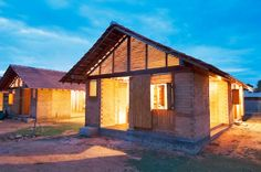 Shigeru Ban's Sri Lanka Post-Tsunami Housing Project Nominated for 2013 Aga Khan Award | Inhabitat - Sustainable Design Innovation, Eco Architecture, Green Building