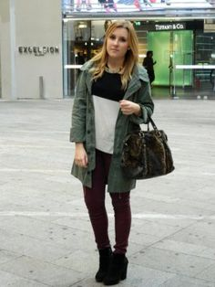 sojuls Outfit   Otoño 2012. Cómo vestirse y combinar según sojuls el 27-10-2012