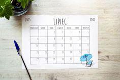 Kartka z kalendarza: lipiec 2015 - What a mess!