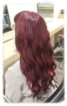 Peony#pink hair
