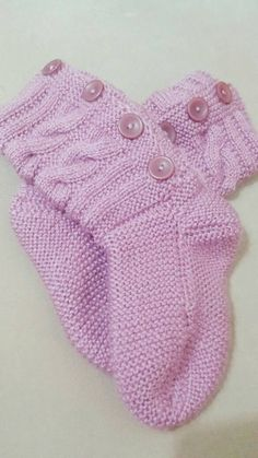 Knit slippers cable socks ındoor socks clothing boot cuff