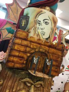 Castle Game Of Thones Cake