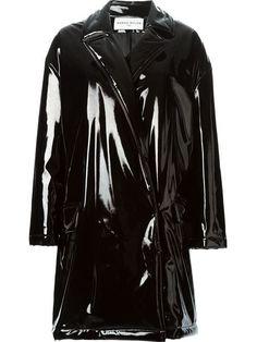 Wanda Nylon Oversized Coat | Clothing