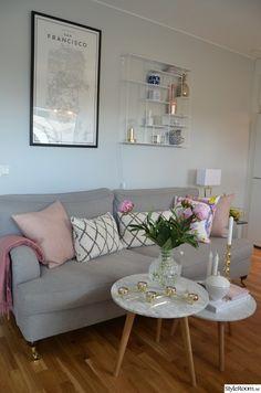 tavla,vardagsrum,klong,mässing,marmorbord