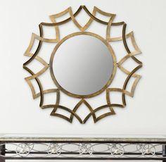 Inca Sunburst Mirror