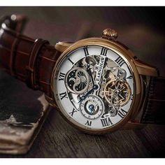"""Vandaag hebben we een spectaculaire Sale met de stijlvolle Thomas Earnshaw Longitude Automatics! Nu op Watch2Day.nl vanaf €109,95! #watch2day #thomasearnshaw #classic #instawatch #instagood #fashion #automaticwatch #watchfreak #wristporn #watch #horloge #style"" Photo taken by @watch2day on Instagram, pinned via the InstaPin iOS App! http://www.instapinapp.com (09/06/2015)"