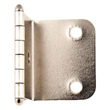 Ap Hardware Cabinet Hinge 938 Satin Nickel Wrap Around