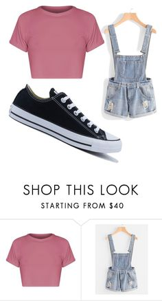"""Untitled #128"" by sophieleeth on Polyvore featuring Converse"