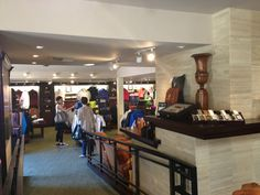 The Lodge at Pebble Beach Pro Shop