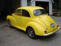 Barry's 1958 Morris Minor - AutoShrine Registry