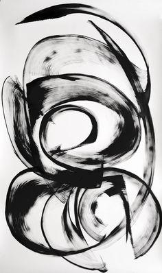 Thomas Hammer - Chamaecyparis Eureka - Ink on Paper