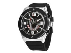 "Stuhrling Esprit Turbine Watch from ""Esprit Zone"" Series"