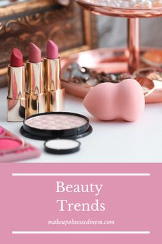 Beauty trends come and go. See some of the latest and what I think of them. Skin Roller, Face Roller, Beauty Trends, Beauty Tips, Beauty Hacks, Allure Cosmetics, Buxom Lip, Powder Lipstick, Smokey Eye Tutorial