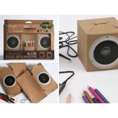 ECO SPEAKERS by daisy
