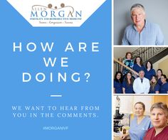 #fertility #doctor: Seriously, how are we doing? We want to hear from you in the comments.