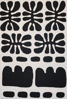 Ulwaki Watiya Tjuta II - The Butler Goode Gallery Graphic Design Illustration, Illustration Art, Art Blanc, Gelli Arts, Ecole Art, Collaborative Art, Black And White Abstract, Aboriginal Art, Dot Painting