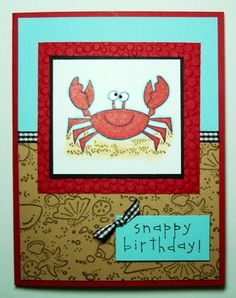 Snappy Birthday! by Bunga Lunga - Cards and Paper Crafts at Splitcoaststampers