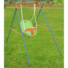 Garden Baby Swing Set Garden Toys For Young Children Baby Swing Set, Garden Toys, Cute Babies, Voucher Code, Young Children, Little Boys, Funny Babies, Boy Babies