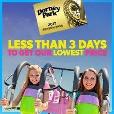 Image Models Sydney & Melanie for Dorney Park