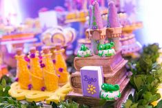 Festa Rapunzel | L'atelier Festas
