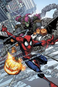 Theme- The story of Spiderman can be used in relation to hamlet . In that it is a story about ones jealousy.