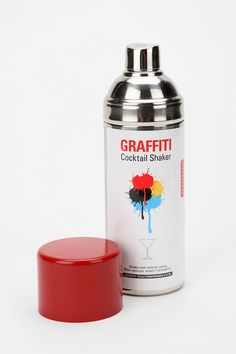 Urban Outfitters - Graffiti Cocktail Shaker
