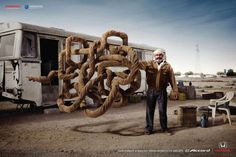 23 Excellent Examples of Creative Advertising - UltraLinx