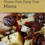 Gluten Free Dairy Free December 2013 Menu
