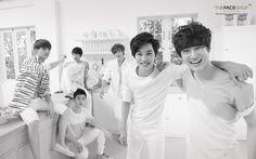 EXO-K - The Face Shop CF