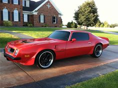 1974 PONTIAC TRANS AM 2 DOOR HARDTOP Maintenance/restoration of old/vintage vehicles: the material for new cogs/casters/gears/pads could be cast polyamide which I (Cast polyamide) can produce. My contact: tatjana.alic@windowslive.com