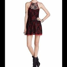 """Selling this """"Free People Embellished Lace Cocktail Sequin Dress"""" in my Poshmark closet! My username is: scoulon. #shopmycloset #poshmark #fashion #shopping #style #forsale #Free People #Dresses & Skirts"""