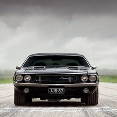 1971 Dodge Challenger with the 426 Hemi rated 425 hp but significantly more.