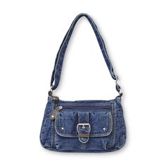denim purse with corded - Google Search